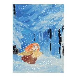 Moomin Postcards New Set of 6 Putinki FINLAND