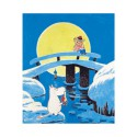 Moomin Postcards New Set of 6 Putinki FINLAND