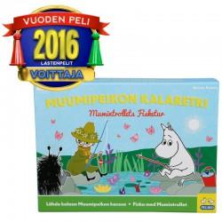 Moomin Game Muumipeikon Kalaretki / Moomin Trolls Fishing Trip