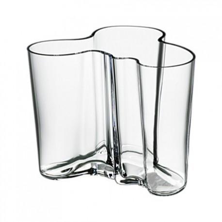 Iittala Alvar Aalto Vase 160 mm clear