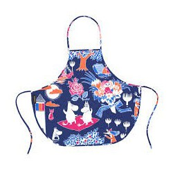 Finlayson Magic Moomin Childrens Bib 25 x 31 cm