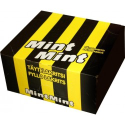 MALACO MintMint - Mint flavored licorice - Box with 50 sticks 700g