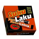 MALACO Sukulaku - Licorice with chocolate filling - Box with 50 tubes 700g