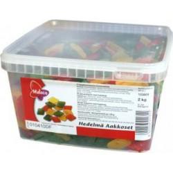 Malaco Fruit Aakkoset 2 kg