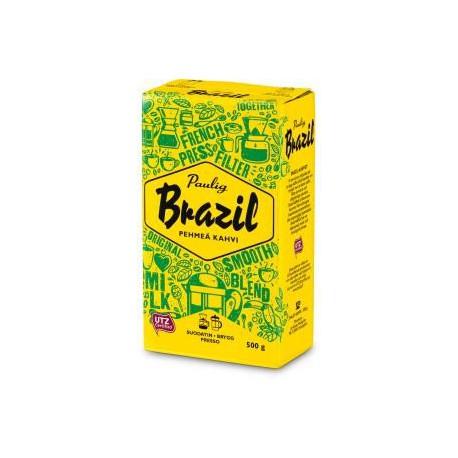 Paulig Brazil Fine grind 500g