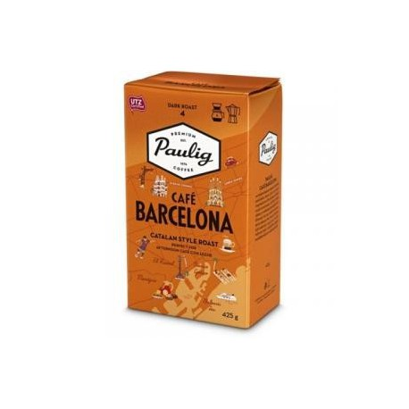 Paulig Cafe Barcelona 425g Grinded coffee