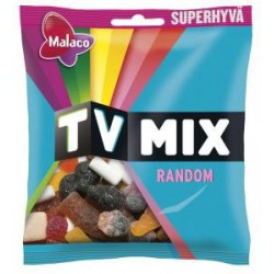 Malaco TV Mix Random 325g