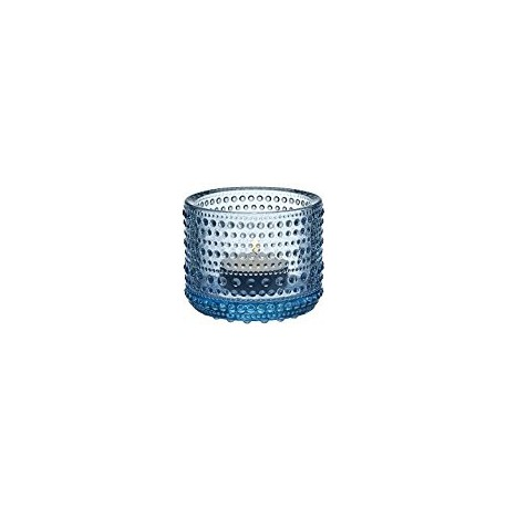 Iittala Kastehelmi Votive 64 mm aqua