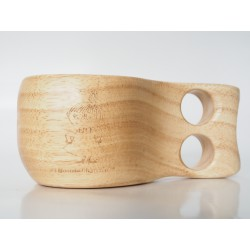 Retki wooden Kuksa-cup, Little My