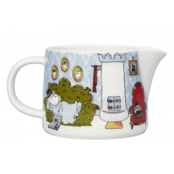 Moomin Afternoon in the parlor pitcher 0.35 L