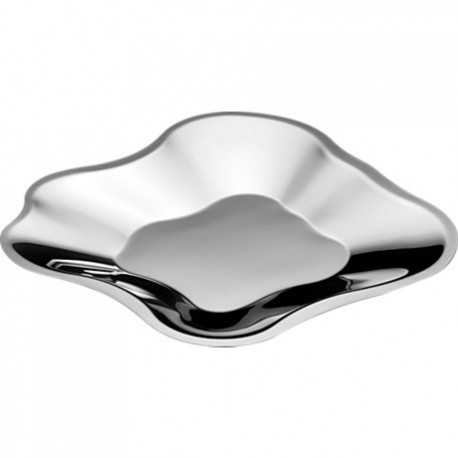 Iittala Alvar Aalto Bowl 358 mm stainless steel