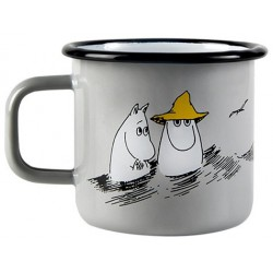 Muurla Makia enamel mug, Friends 3,7 DL