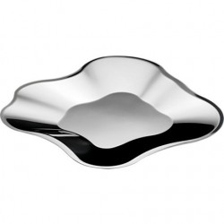 Iittala Alvar Aalto Bowl 504 mm stainless steel