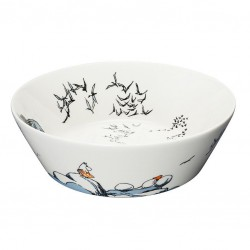 Moomin serving bowl 23 cm True to its origins Arabia