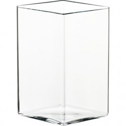 Iittala Ruutu Vase 205x270 mm clear