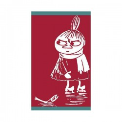 Finlayson Terry Towel Skiing Little My 30x50 cm