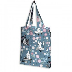 Finlayson Moominmamma Day Dreaming reusable canvas shopping bag 36x42cm