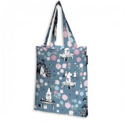 Finlayson Moominmamma Day Dreaming reusable canvas shopping bag 36x42cm
