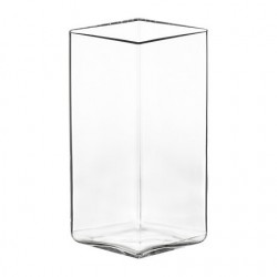 Iittala Ruutu Vase 115x180 mm clear