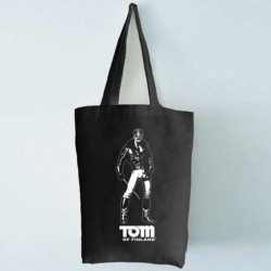 Tom Of Finland Canvas shopping bag 37 x 42cm Putinki 100% organic cotton