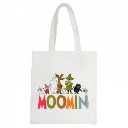 Moomin Eco 100% Recycled Cotton Bag 38 x 68 x 1 cm Martinex