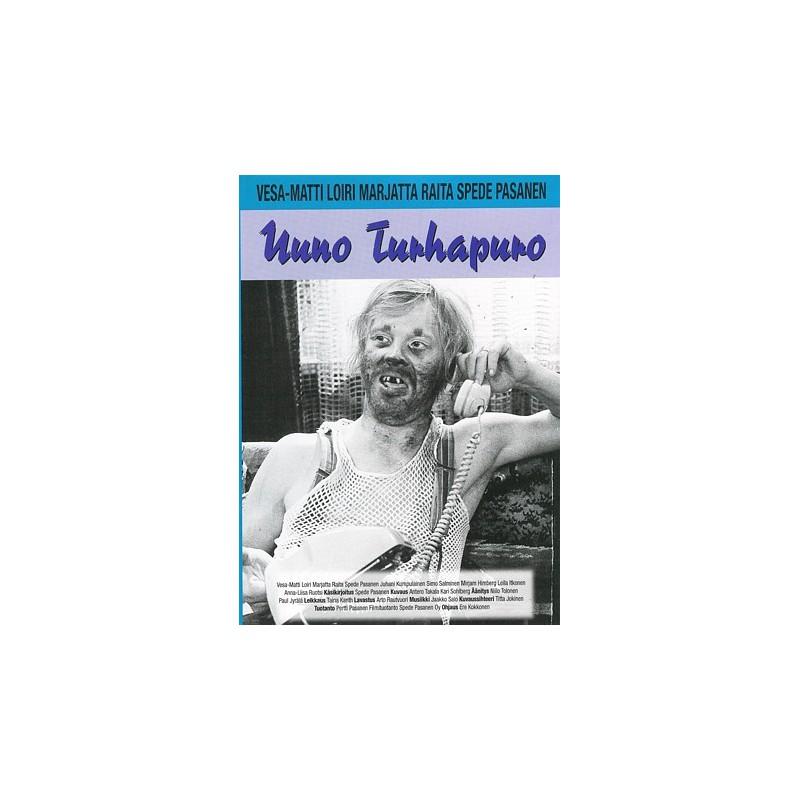 Uuno Turhapuro (1973) DVD