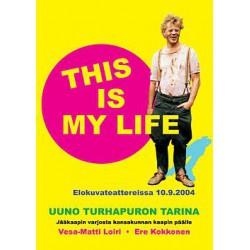 Uuno Turhapuro - This Is My Life (2004) DVD