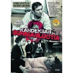 Kahdeksan surmanluotia (2-disc) (1974) DVD