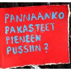 Ismo Alanko - Pannaanko Pakasteet Pieneen Pussiin? EP (CD)