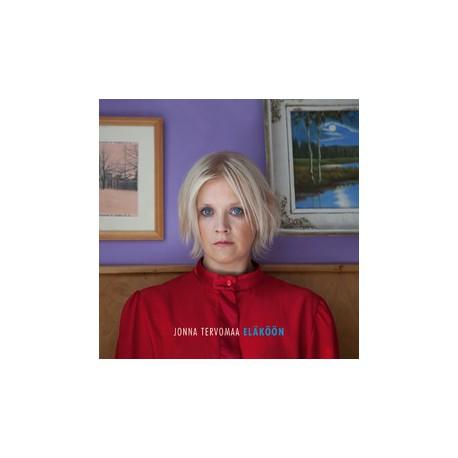 Jonna Tervomaa - Eläköön (CD)