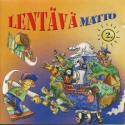 Various – Lentävä Matto 2. (CD)