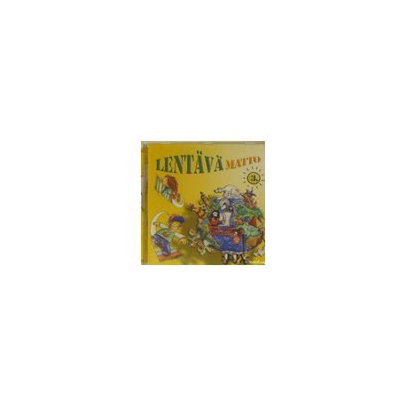 Various – Lentävä Matto 3. (CD)