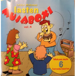 Various ‎– Lasten Musaboxi Vol. 4 (CD)