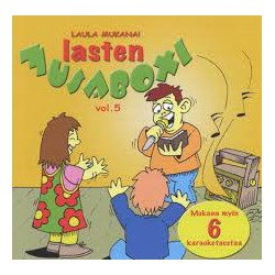 Various ‎– Lasten Musaboxi Vol. 5 (CD)
