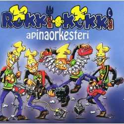 Rokki-Kokki - Apinaorkesteri (CD)