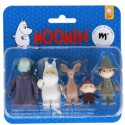 Moomin Figures 5-pack