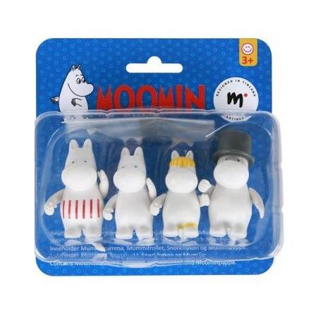 Moomin Figures 4-pack