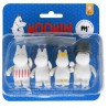 Moomin Figures 4-pack
