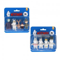 Moomin Figures 9-pack