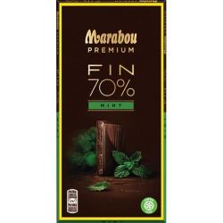 Marabou Premium Cocoa Mint 100g
