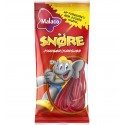 Malaco Snöre strawberry licorice 100g