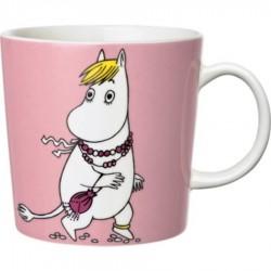Moomin Mug Snorkmaiden pink 0,3 L
