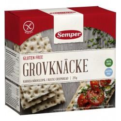 Semper Gluten-free Rustic Crispbread 215g SET OF SIX