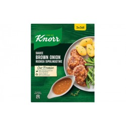 Knorr Brown onion sauce mix...