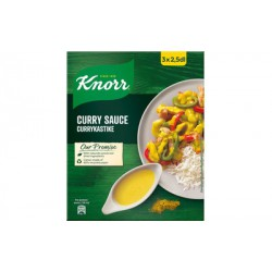 Knorr Curry sauce mix 3x20g