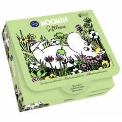 Moomin 256 g gift box Green