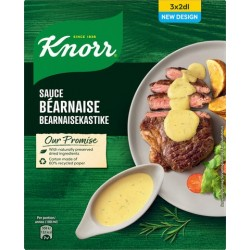 Knorr Béarnaise sauce mix...