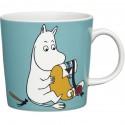 Moomin Mug Moomintroll turqoise 0,3 L