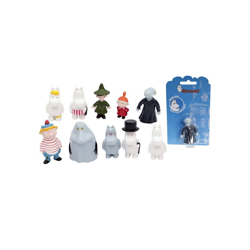 Moomin Figures 10-pack