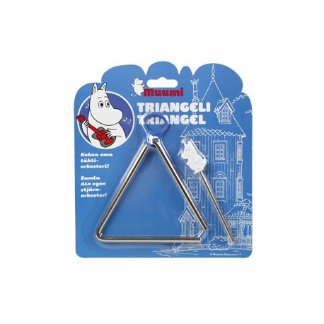 Moomin Triangle and beater